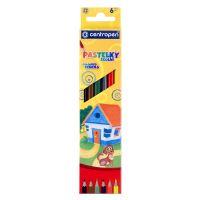 Školní pastelky Centropen 9520, 6ks