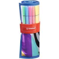 Fix Pen 68, mix barev, sada, 25 ks, STABILO 1