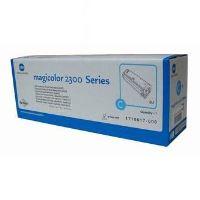 Toner Minolta Magic Color 2300DL, modrý, 1710-5170-08, originál 2