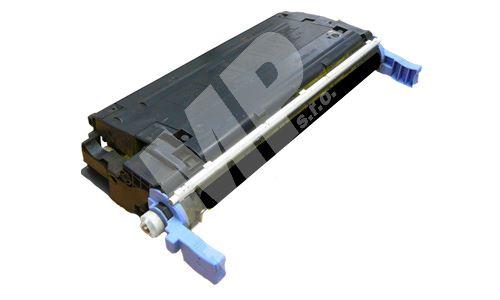 Renovace toneru HP C9720A černá pro HP Color LaserJet 4600, 4650