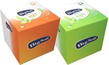 Big Soft Deluxe kosmetické ubrousky box 60 ks