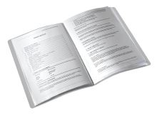 Katalogová kniha Leitz STYLE, 20 kapes 6
