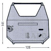 Páska Brother Gr.154C EM 100, 200, CE400, black, Armor