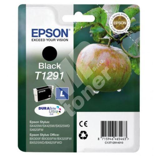 Cartridge Epson C13T12914010, black, originál 1