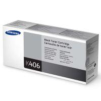 Toner Samsung CLT-K406S, CLP-360, 365, CLX-3300, 3305, black, SU118A, originál