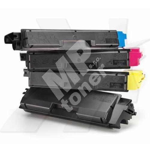 Toner Kyocera TK-580C, cyan, MP print 1