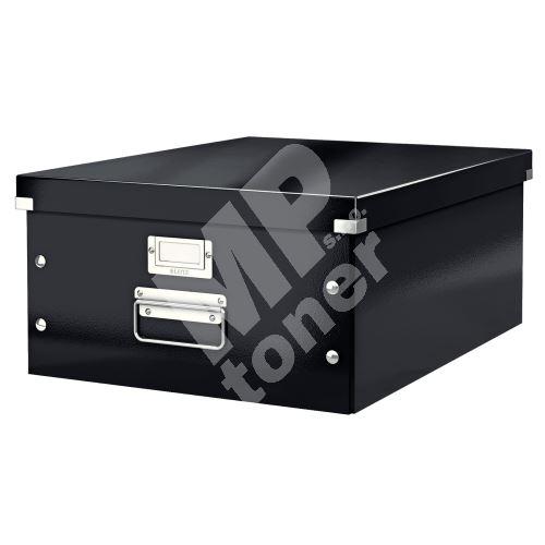 Archivační krabice Leitz Click-N-Store L (A3), černá 1