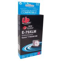 Kompatibilní cartridge Epson C13T79034010, WF-5620DWF, WF-5110DW, 79XL, magenta, UPrint