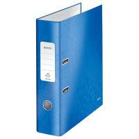 Pákový pořadač Leitz 180 Wow, modrý, lesklý, 80 mm, A4, PP/karton