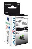 Kompatibilní cartridge HP C8767EE černá, No. 339, Armor