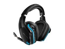 Náhlavní sada Logitech G935 Wireless 7.1 LIGHTSYNC - gaming headset