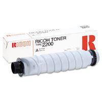 Toner Ricoh 889776 FT-2012, 2212, Typ 2200, černý, originál