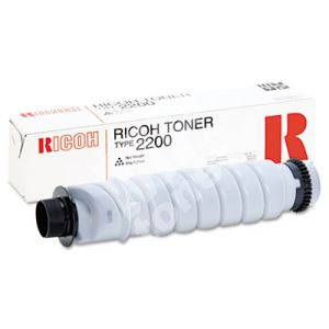 Toner Ricoh 889776 Typ 2200, originál 4