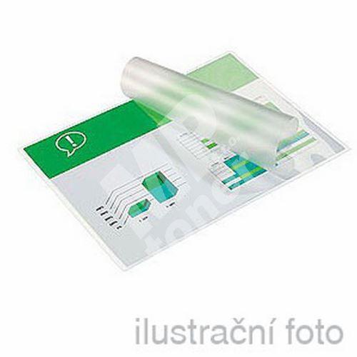 Laminovací fólie kapsy 154 x 216, A5, 80 mikronů, balení 100 ks