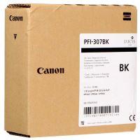Inkoustová cartridge Canon PFI-307BK, iPF-830, 840, 850, black, originál