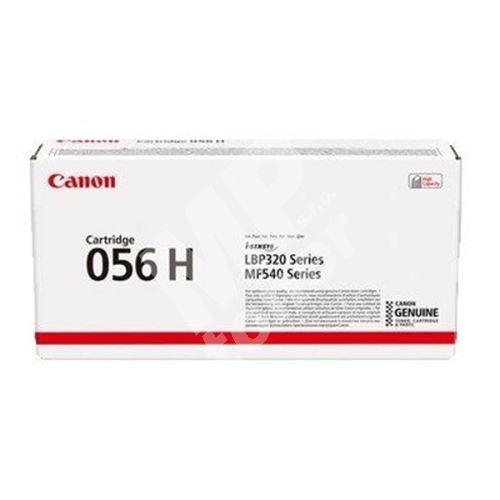 Toner Canon CRG 056H, 3008C002, black, originál 1