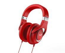 Sluchátka Genius HS-610, red