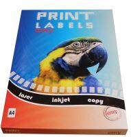 Print etikety Emy 105x148,5 mm, 4ks/arch, 100 archů, samolepící 3