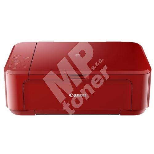 Canon PIXMA MG3650S červená 1