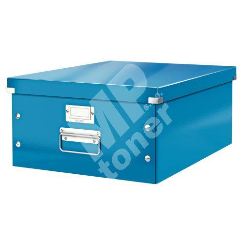 Archivační krabice Leitz Click-N-Store L (A3), modrá 1