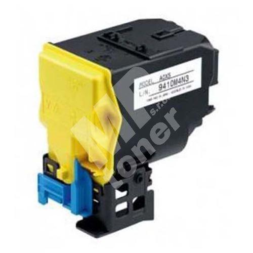Toner Develop TNP48Y, A5X02D0, yellow, originál 1