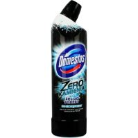 Domestos Zero Blue na vodní kámen v toaletě 750 ml