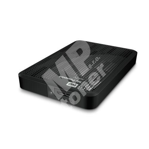 "Ext.HDD 2.5"" WD My Passport AV-TV 1TB USB3.0 černý 1"