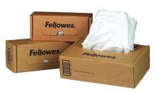 Sáčky do skartovačky Fellowes pro všechny typy do velikosti cca 30 litrů, balení 100 ks