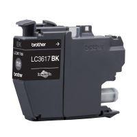Cartridge Brother LC-3617BK, black, originál 2