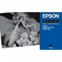 Inkoustová cartridge Epson C13T033140 černá, originál