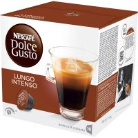 Kapsle Dolce Gusto Caffe Lungo Intenso, 16ks