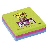 Linkovaný Post-it bloček 675-3SSMX, 100x100 mm, balení 3 ks