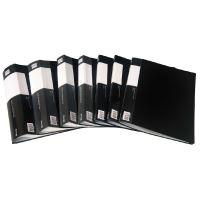 Katalogová kniha Auro, 10 listů, černá