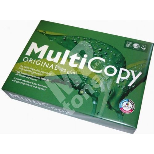 Xerografický papír A4 Multicopy 160g 1