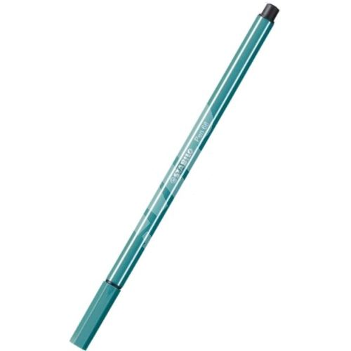 Fix, 1 mm, STABILO Pen 68, tyrkysová modrá 1