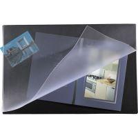 Podložka na stůl 40x60 PVC s odklápěcí průhlednou klopou, 5-809