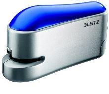 Elektrický sešívač Leitz Allura, modrý