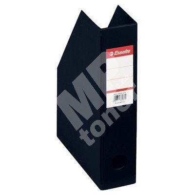 Stojan na časopisy Esselte VIVIDA Economy 70 mm, černý 1