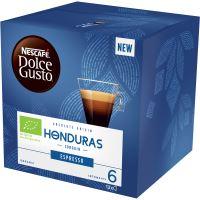 Kapsle Dolce Gusto Espresso Honduras, 12ks
