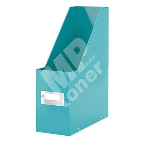 Archivační stojan na časopisy Leitz Click-N-Store wow, ledově modrá 1