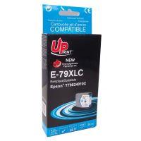Kompatibilní cartridge Epson C13T79024010, WF-5620DWF, WF-5110DW, 79XL, cyan, UPrint