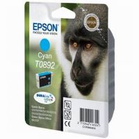 Inkoustová cartridge Epson C13T08924010, Stylus S20/SX100/SX200/SX400, modrá, originál