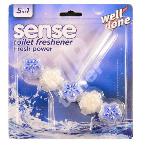 WD Sense WC blok 5 in 1 Fresh power 1
