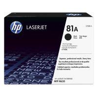Toner HP CF281A, LaserJet Enterprise Flow M630z, M606, M604, M605, black, 81A, originál