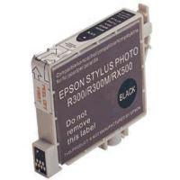 Kompatibilní cartridge Epson T048140, černá, LOGO