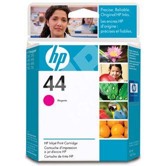 Inkoustová cartridge HP 51644M, červená originál