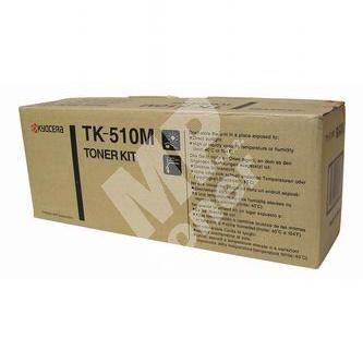 Toner Kyocera TK-510M, červený, MP print 2
