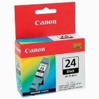 Inkoustová cartridge Canon BCI-24BK, černá, originál