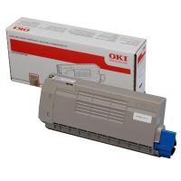 Toner OKI 44318608, C710, C711, black, originál