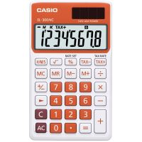 Kalkulačka Casio SL 300 NC/RG oranžová